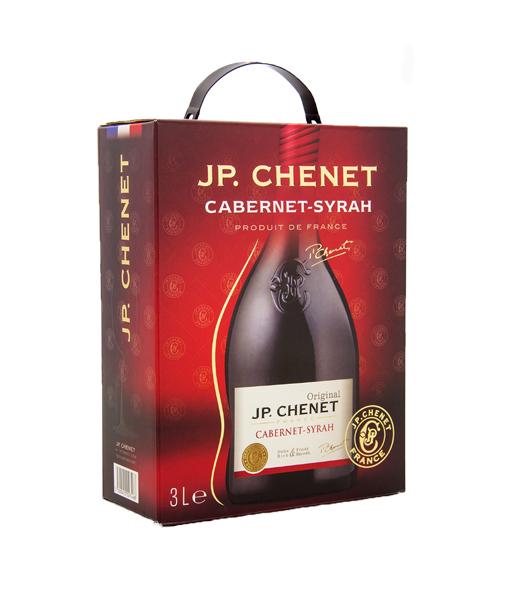 JP Chenet.Cab.Syrah BIB