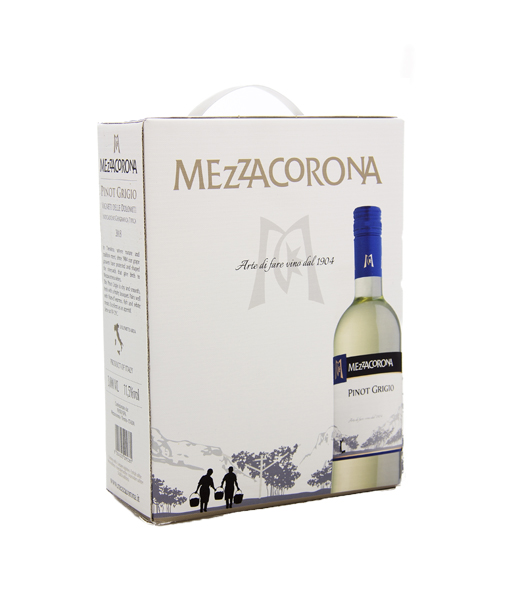 Mezzacorona Pinot Grigio BIB