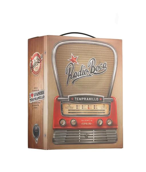 Radio Boca Tempranillo BIB