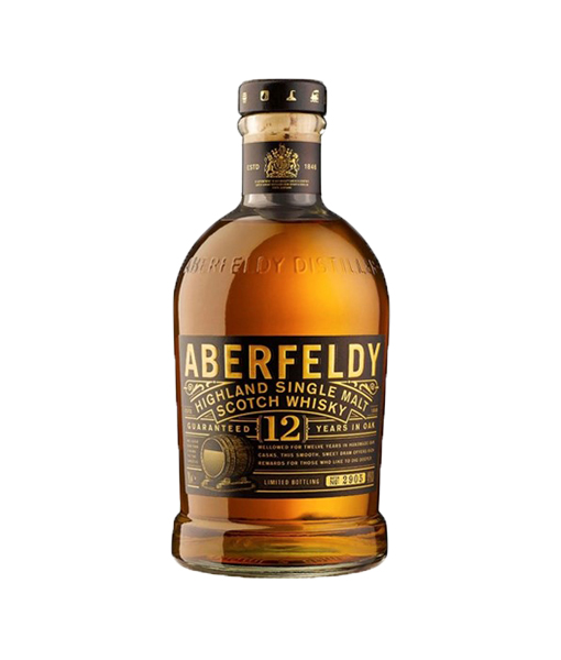 Aberfeldy Highland Single Malt Scotch 12 ára