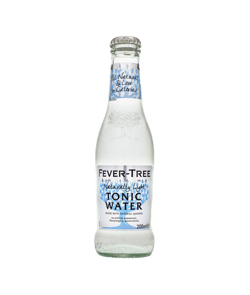 Fever Tree Indian Tonic Light